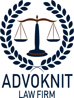 logo of advoknit